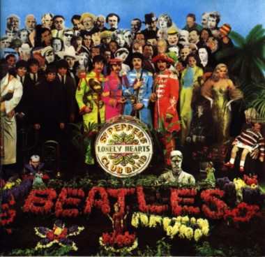 El 1ro de junio de 1967 se publica el disco Sargent Pepper's Lonely Hearts Club Band, de The Beatles.