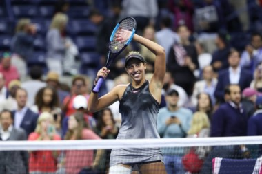 Madison Keys aplastó 6-1 y 6-2 a Coco Vandeweghe y jugará a final.