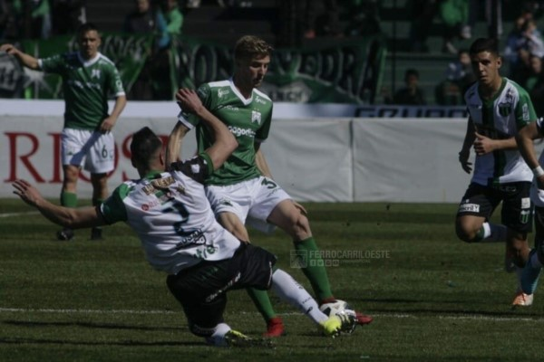 Ferro 0 vs. Chicago 2