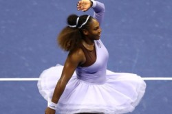 Nueve finales del US Open y 31 de Grand Slam: Serena Williams está de vuelta.